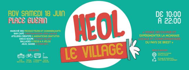 village heol