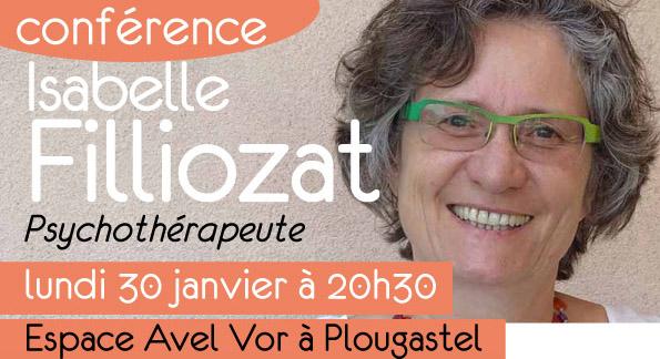Isabelle filliozat-conference à Brest